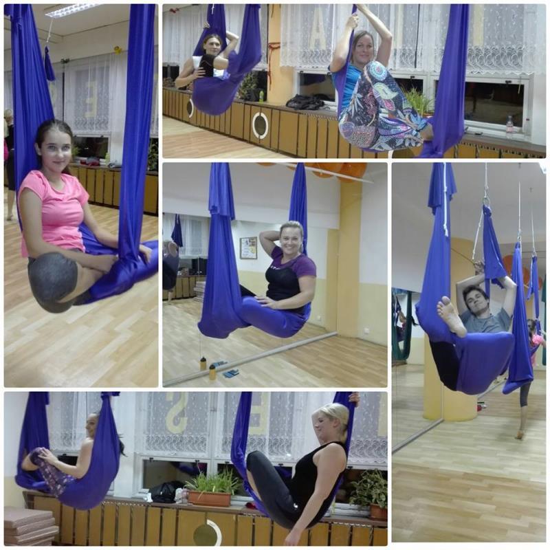 S Fly jógou zažijete nejen stav beztíže, který navozuje přímo dětskou radost. Fly jóga vám přinesete benefity, které by jste vůbec nečekali.