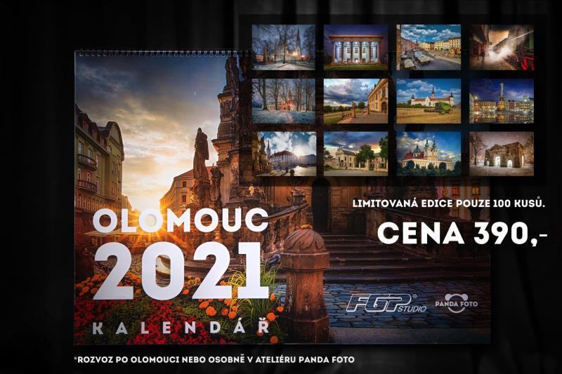 I letos je v nabídce kalendář Olomouce, tentokrát ve formátu A2 za cenu 390,- Kč. Děkuji za zakoupení nebo sdílení, Pro objednání kontaktujte na tel: 776 259 060 (možnost dovozu)