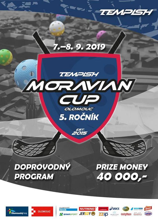 Tempish Moravian Cup 2019 (7.–8. 9.)