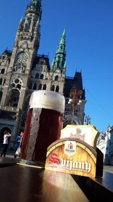 Ve čtvrtek jsou v Radničním sklípku tupláky všech piv za zvýhodněné ceny.
