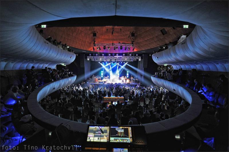 Sál Sono Centra je ideální pro uspořádání firemních večírků, konferencí, přednášek, plesů nebo workshopů.