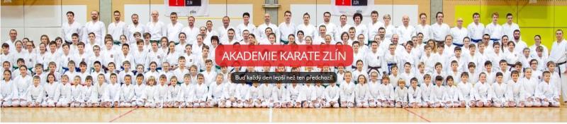 Výuka klasického karate.