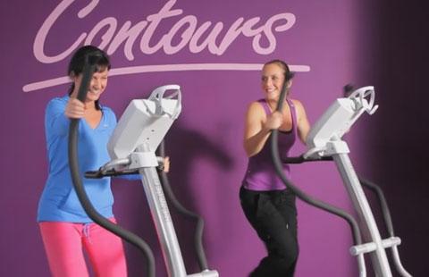 Týdenní členství ZDARMA v dámském fitcentru Contours Akce týden zdarma je nezávazná      Cvičení s fitness trenérkou     Voňavé dámské fitko     Průměrně zhubnete 2-3 kg měsíčně     Přijďte si zacvičit i s kamarádkou