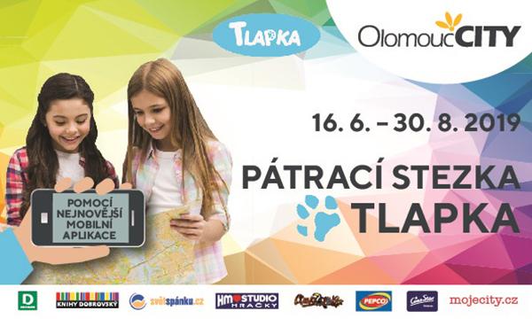 Zapojte se do naší interaktivní letní hry v Olomouc CITY. Hrajeme o spoustu cen. Více na www.mojecity.cz