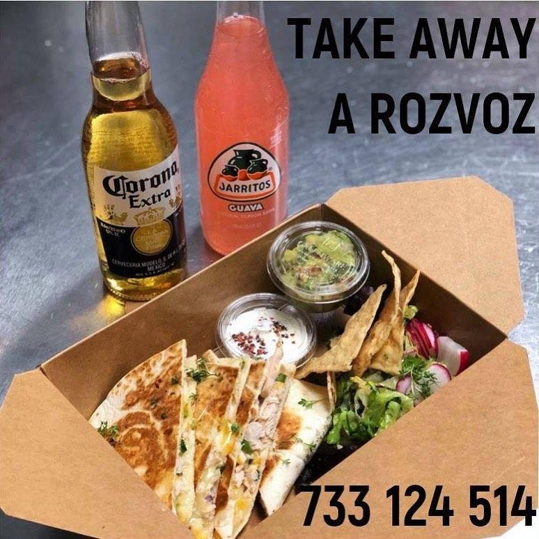 Můžete si u nás  objednávat polední menu. Vyzvednete si ho u okýnka, nebo Vám ho přivezeme. (rozvoz po Plzni za 50Kč)  Objednávky na 733 124 514