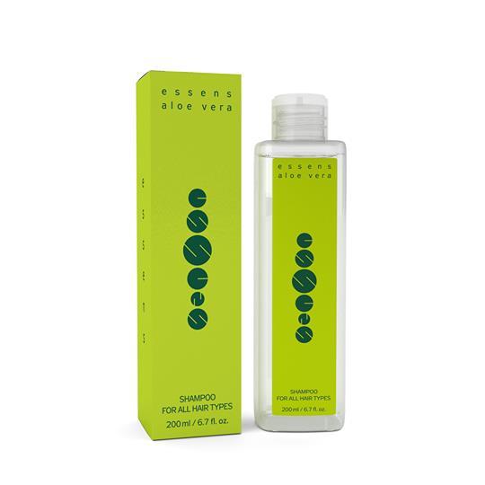 Kvalitní produkty za zajímavé ceny: šampon s výtažky s ALOE VERA pro všechny typy vlasů