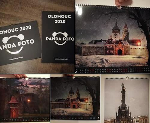 jedinečný kalendář Olomouce a okolí.Kvalitní tisk a fantastické fotky! Vhodné  jako dárek! Cena: 390 Kc,- Fotograf: Daniel Berka.