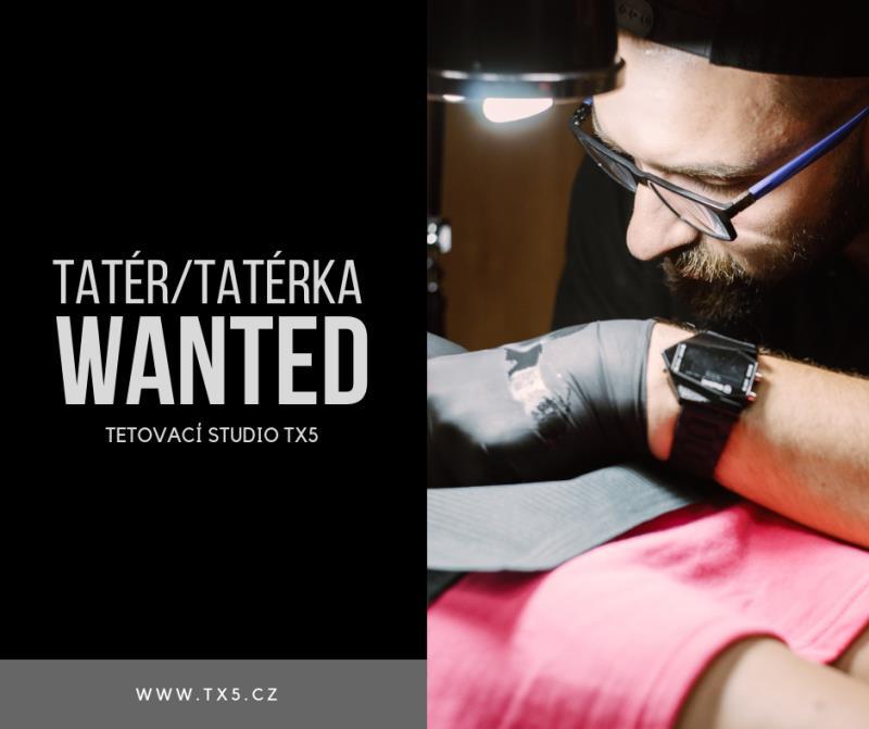 Hledá se parťák nebo parťačka do bandy punkáčů a milovníků kvalitního tetování. Pokud tetuješ a chceš se tetování věnovat na profi úrovni, tak jsi to možná ty, kdo rozšíří naše řady!
