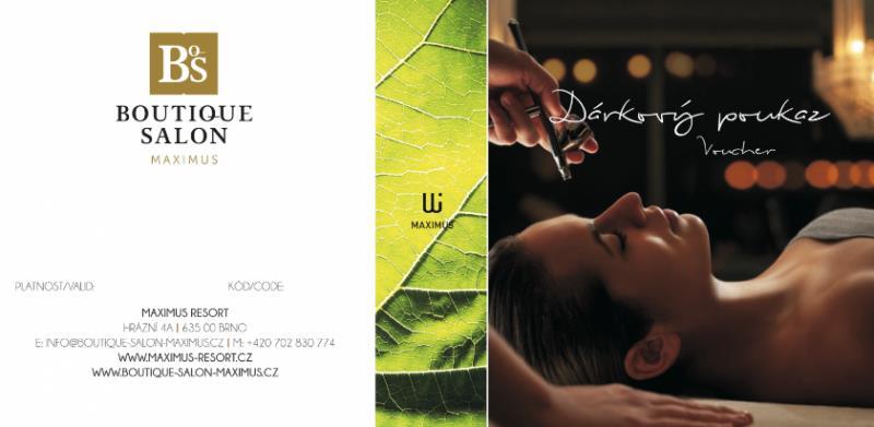 Srdečně Vás zveme do Boutique Salonu Maximus v hotelu Maximus Resort na Brněnské přehradě. Vytvořili jsme pro Vás koncept vysoce kvalitní péče v boutiqovém, noblesním a intimním prostředí.