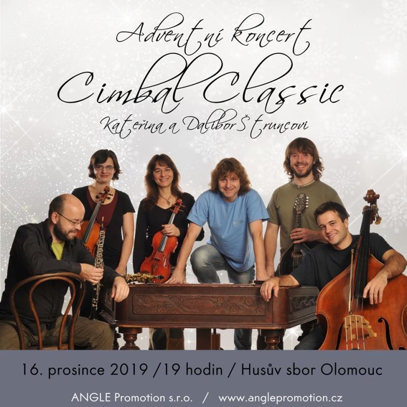 Adventní koncert Cimbal Classic