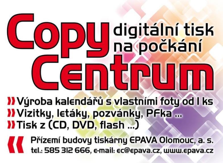 Copy Centrum - digitální tisk na počkání :)