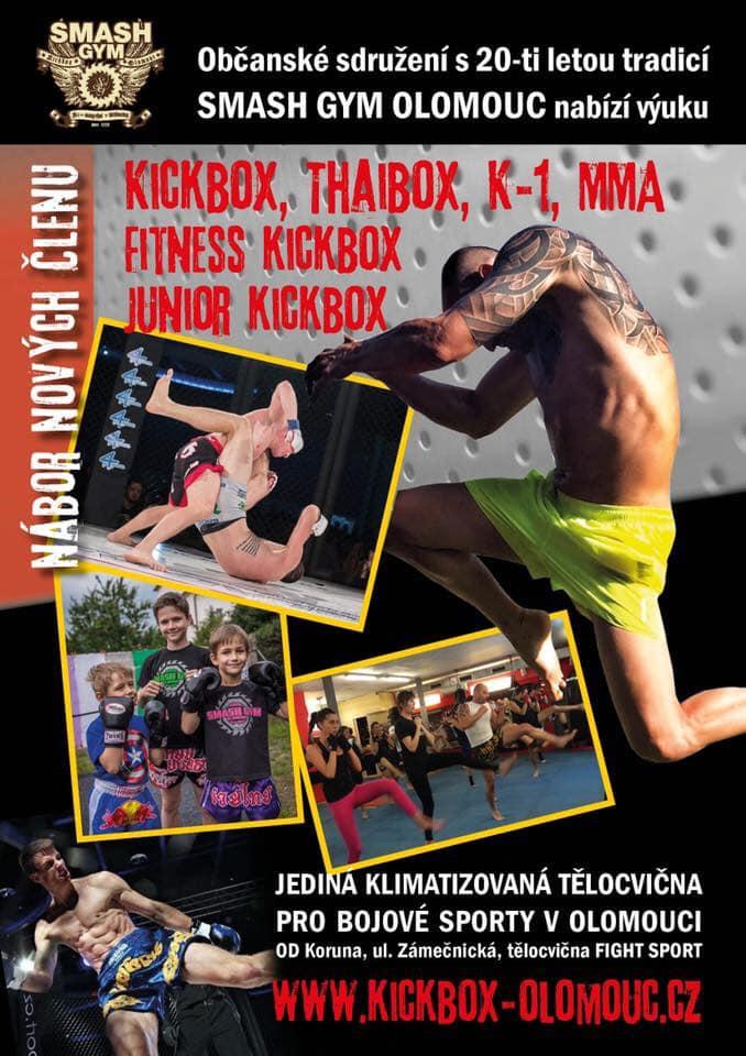 NÁBOR NOVÝCH ČLENŮ již od 2.září !!!!!  - Junior kickbox (od 6-ti let) - Kickbox, Thaibox, K-1 - MMA - Fitness kickbox (kondiční trénink určený pro všechny)