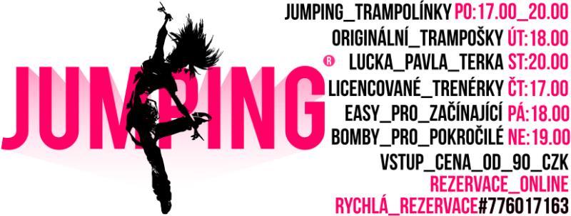Udělejte něco pro své tělo! Už jste zkusili JUMPING?!