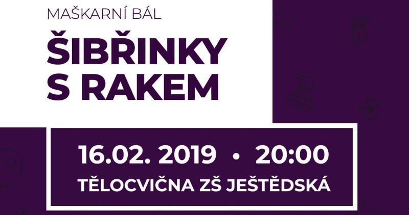 16. února 2019 /// ZŠ Ještědská /// SIBŘINKY S RAKEM