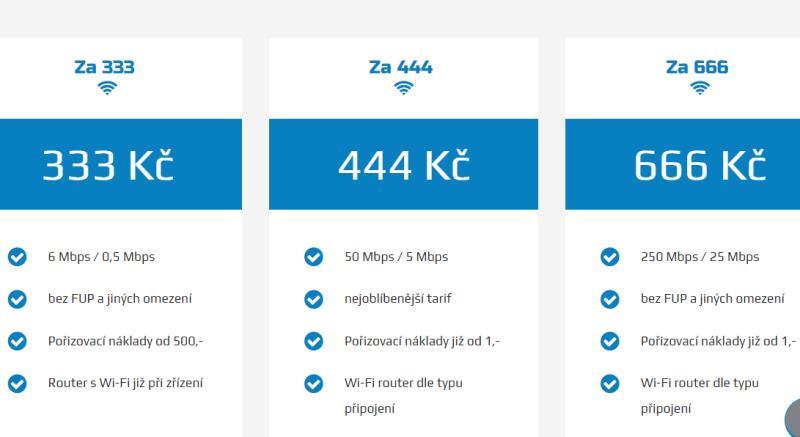 Nabízíme stabilní internet a kabelovou televizi pro domácnosti a firemní zákazníky z Olomouckého kraje.