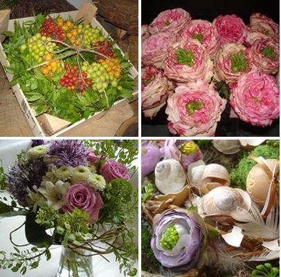 Vedle řezaných květin nabízíme také květiny umělé,sušené a hrnkové a bytové dekorace. Specializujeme se na svatební floristiku. Vytvoříme vám vazby květin a aranžmá dle vašeho přání, zakázkové dekorace na klíč, navrhneme a zrealizujeme dekorace bytů, kanceláří, hotelů.