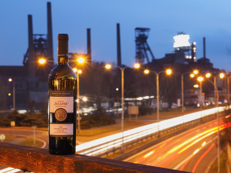 Otevřeli jsme nový obchod s vínem a ušlechtilými destiláty v Ostravě.