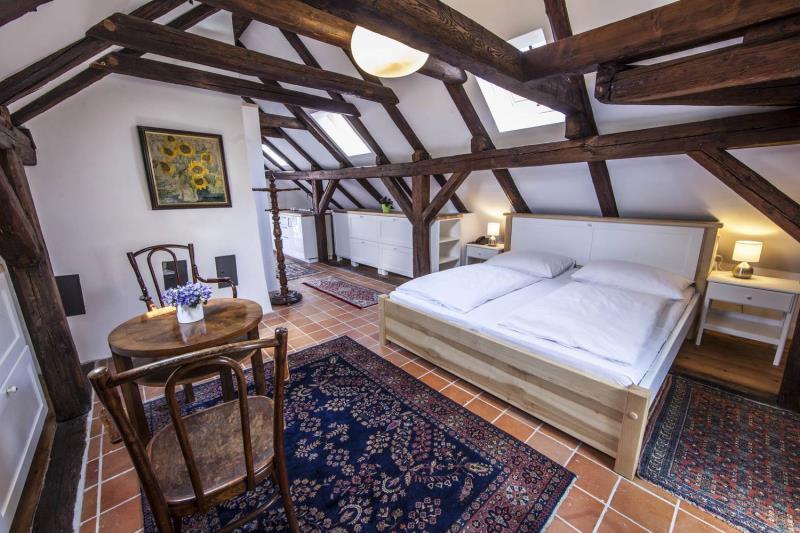 Rezervace pokojů