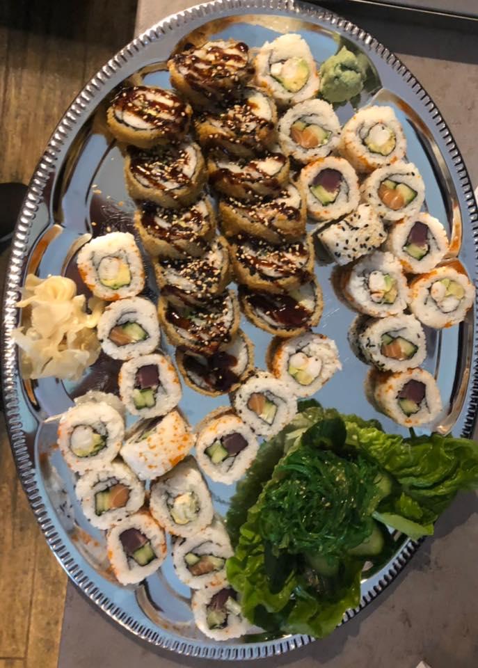 na Sushi k nám! :)