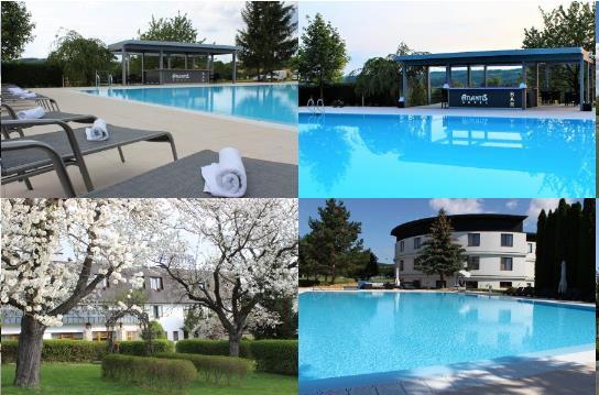 Hotel Atlantis se nachází u Brněnské přehrady, 2 km od ZOO Brno, 15 minut jízdy autem od centra Brna, stejně tak daleko od BVV a od Masarykova okruhu jej dělí cca 15 km.