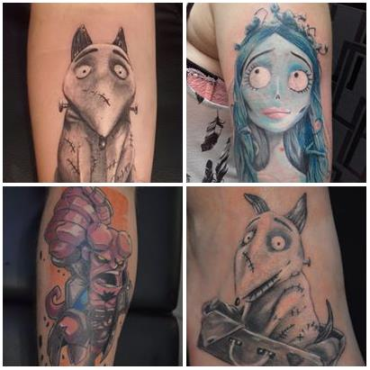 Jste pro nebo proti tetování? My rozhodně PRO!
