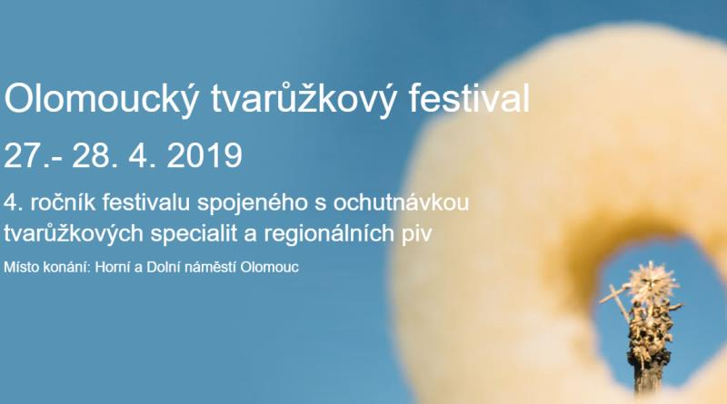 přijďte na tvarůžkový festival 27.- 28. 4. 2019