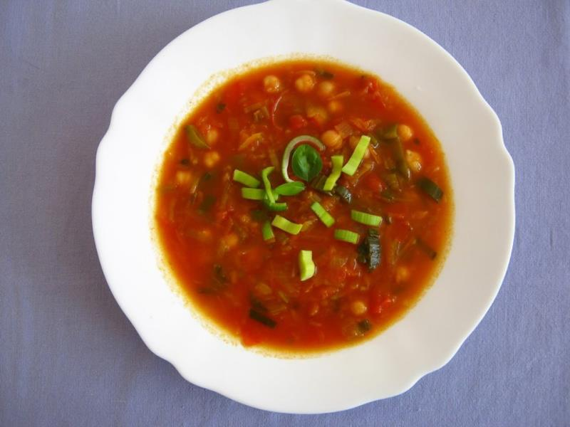 cizrna je zářným příkladem toho, jak z obyčejné suroviny uvaříte skvělý oběd