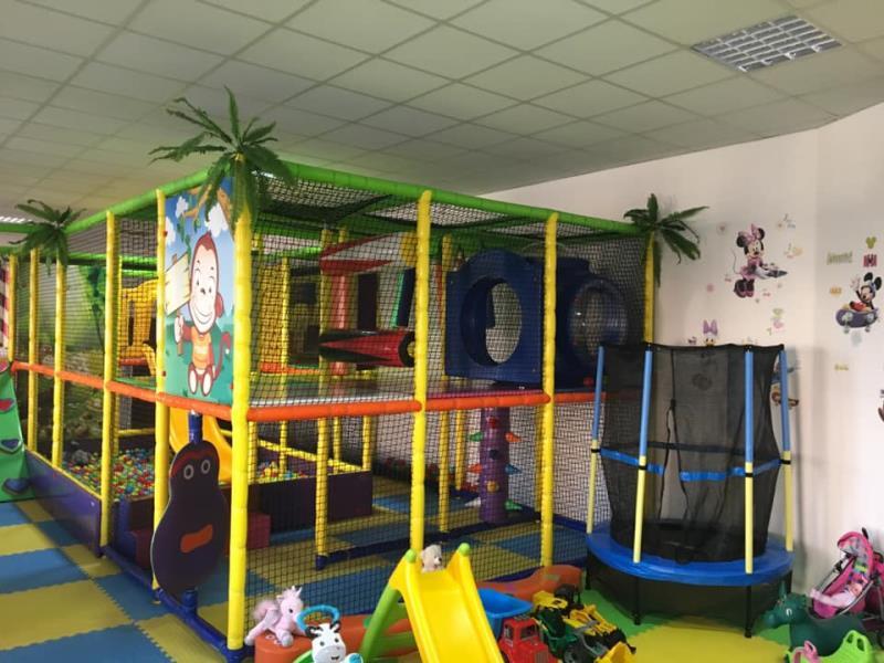 Nová kavárna s dětským koutkem :)
