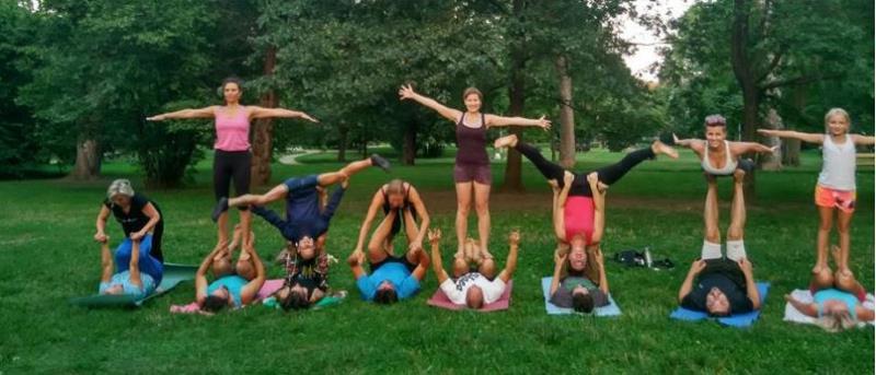 Už jste vyzkoušeli jógu? U nás si vybere každý svou lekci