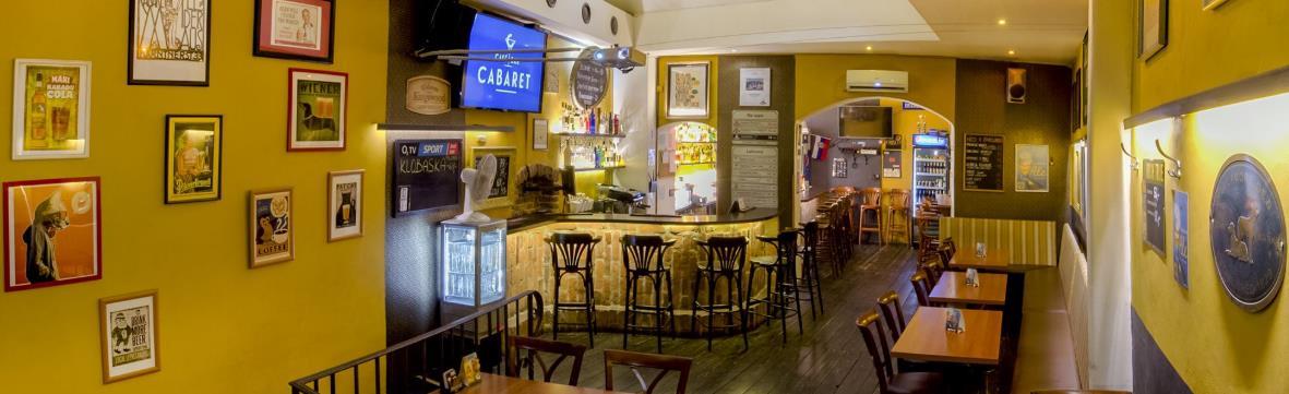 Cabaret Café Bar