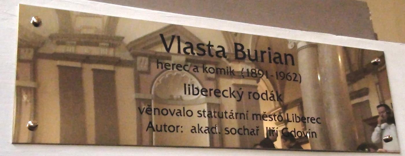 Centrum Vlasty Buriana