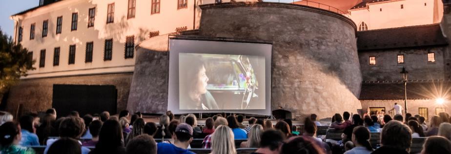 Letní kino na Špilberku