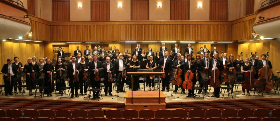 Reduta  - sál Moravské filharmonie