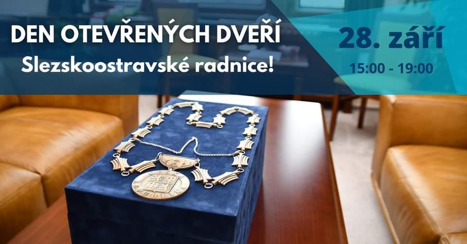 Den otevřených dveří Slezskoostravské radnice