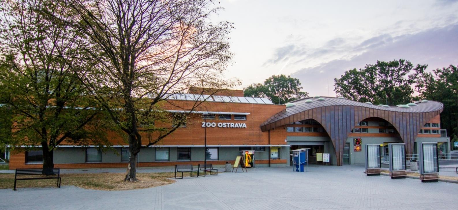 Zoo Ostrava - oficiální stránky