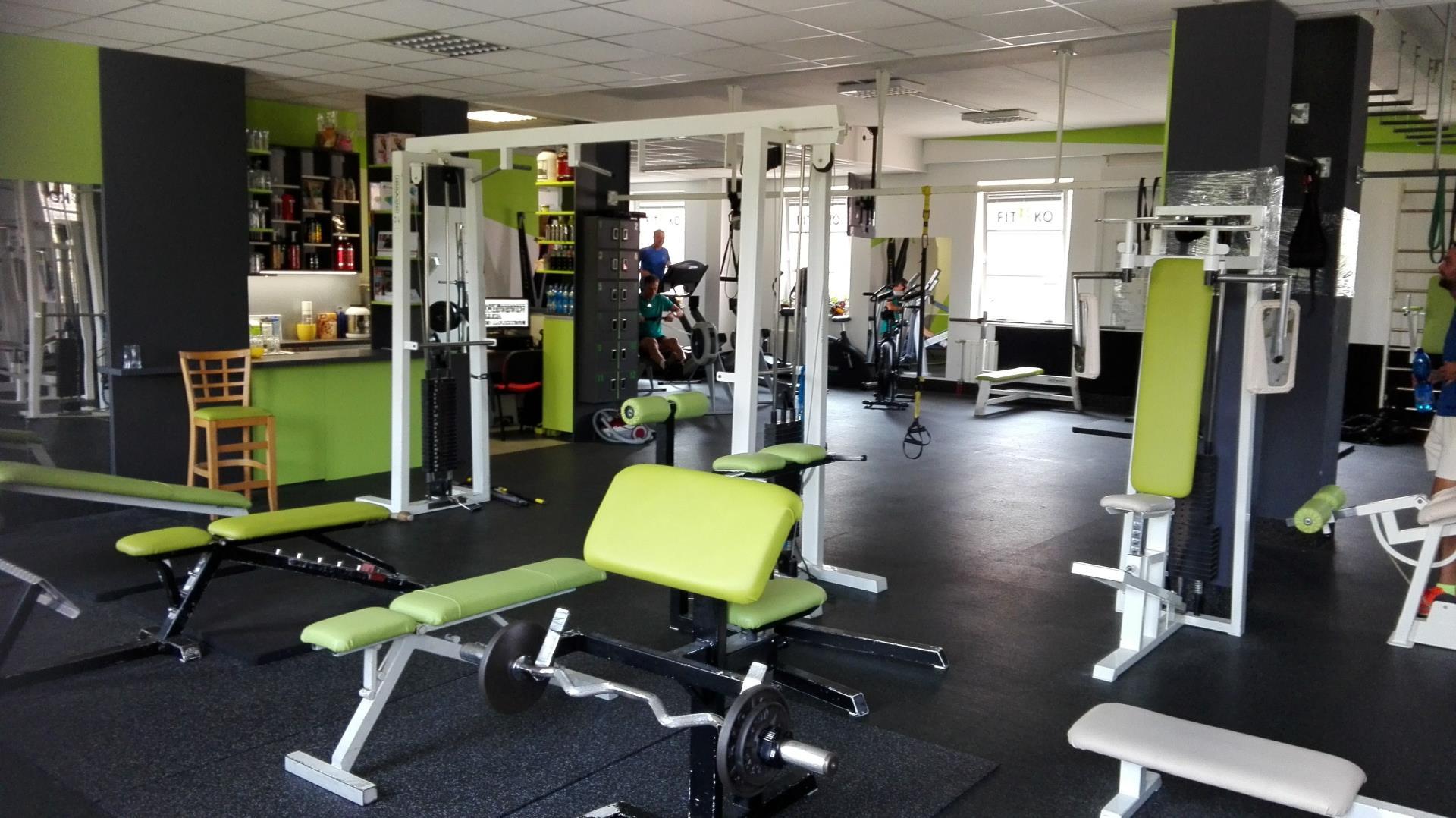Fit-Ko Sport centrum BEST