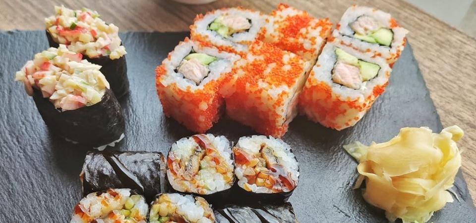 Zeke sushi