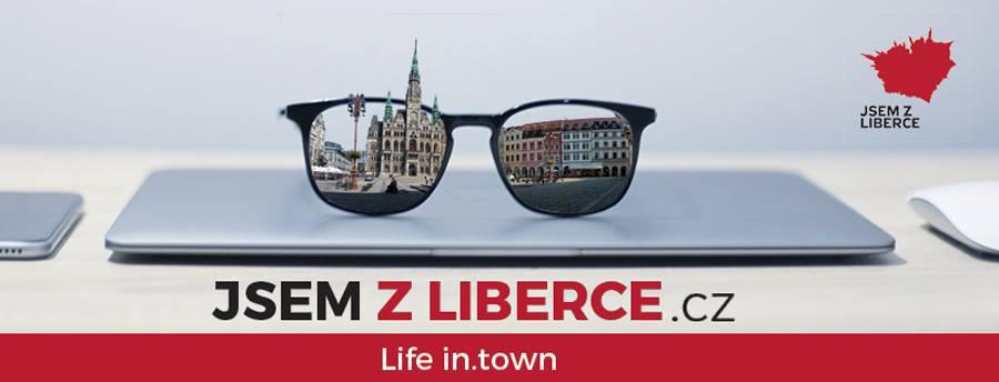 Kontakt na portál Jsem z Liberce