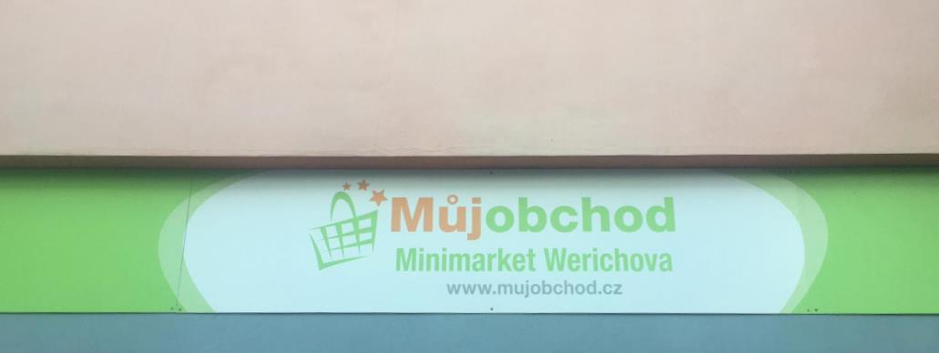 Minimarket  Werichova
