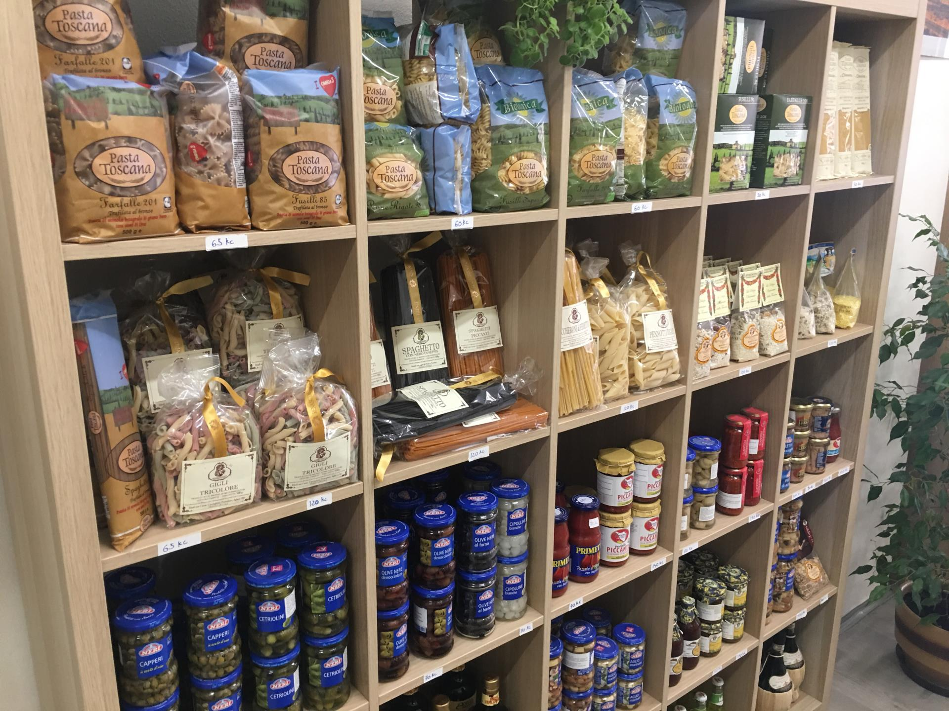 Leonardo da Vinci Florencie  Toskanske potraviny