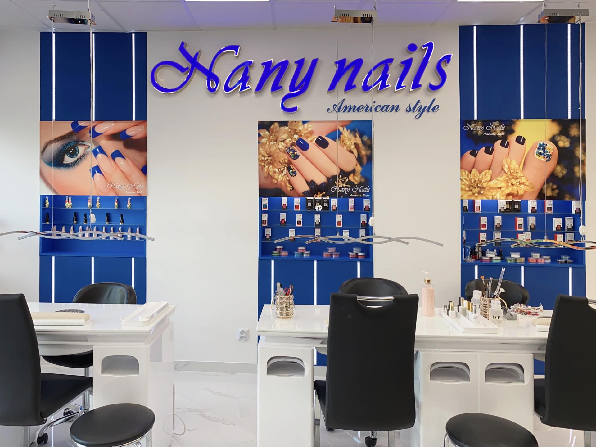 Salon Nany Nails - nehty
