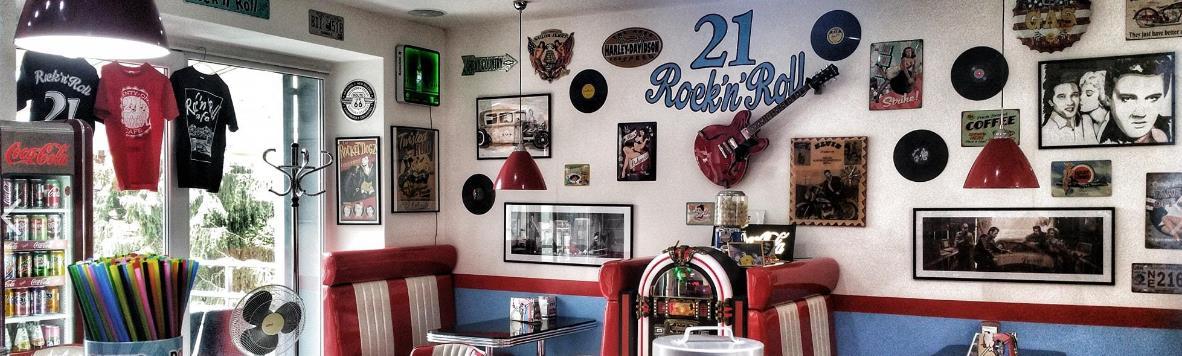 Bar 21 Rock'n'Roll Cafe