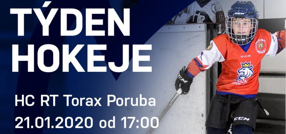 Týden hokeje - HC RT TORAX Poruba