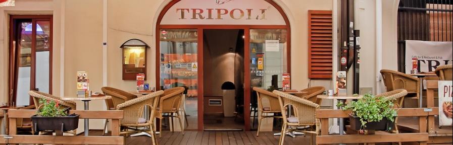 Tripoli restaurant Vaňkovka