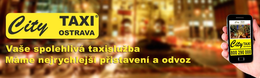 City Taxi Ostrava