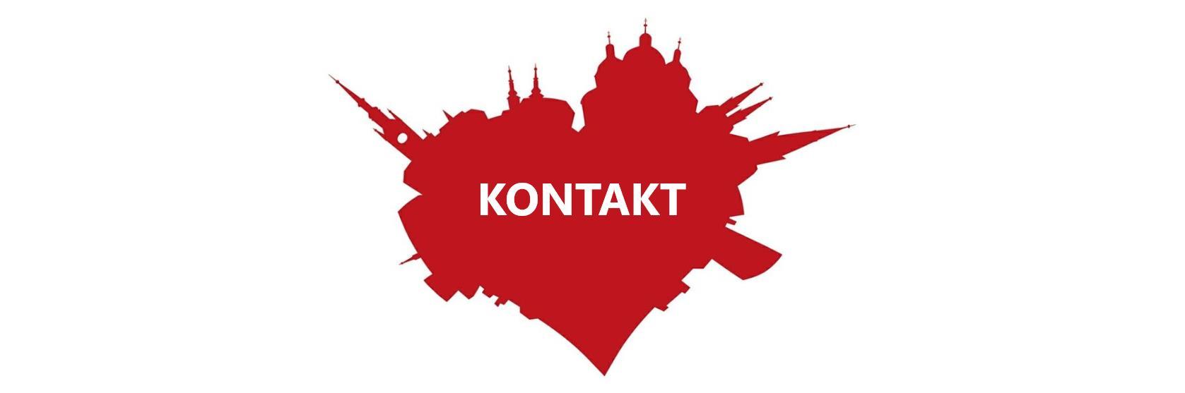 Kontakt  na portál Jsem z Olomouce