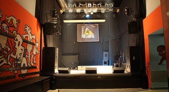 Divadlo pod lampou