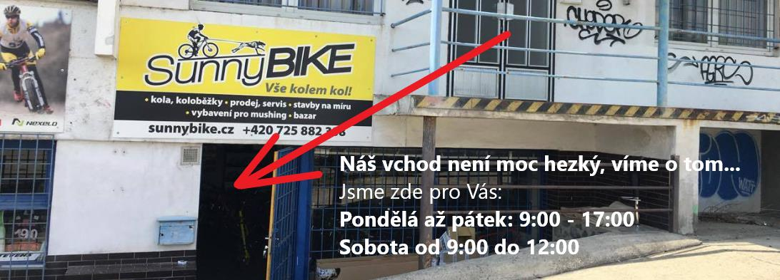 Cykloservis Sunny Bike