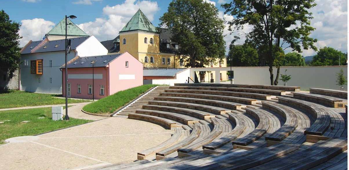 Kulturní a informační centrum Velká Bystřice