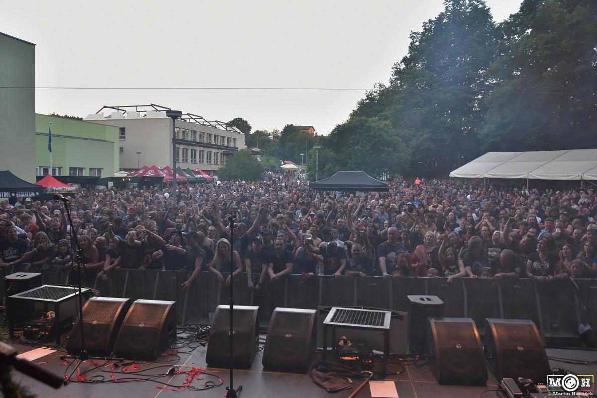 Rock for JK Manětín